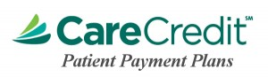 Care Credit – Patient Payment Plan.